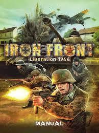 iron front english manual anti tank warfare shell projectile
