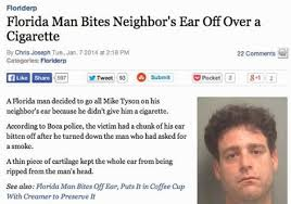 Florida Man Meme - remind me never to go to florida thechive