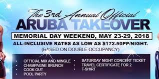 aruba take 2017 hotel packages info tickets wed may