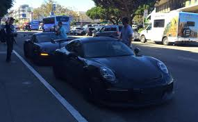 porsche usa 2015 porsche 911 gt3 rs prototypes spotted in usa video