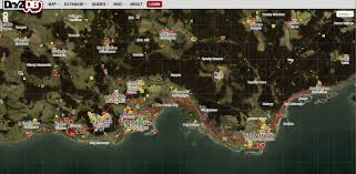 Dayz Maps Steam Community Guide Outdated How To Get Good Loot Right