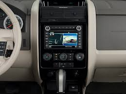 Ford Escape Dashboard - 2008 ford escape reviews and rating motor trend