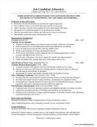 customer service resumes customer service resume sles free fungram co
