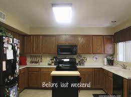 Kitchen Ceiling Lights Fluorescent Ceiling Shop Lights Lowes T8 Fluorescent Shop Light Fixtures