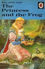 bear alley mario capaldi princess frog ladybird 1973