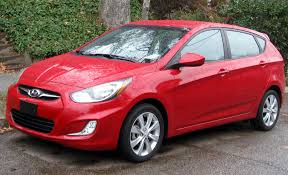 used hyundai accent 2012 file 2012 hyundai accent se 01 11 2012 front jpg wikimedia