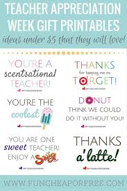 142 best teacher gifts images on pinterest teacher appreciation