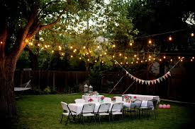 decorating backyard for graduation party best 25 outdoor