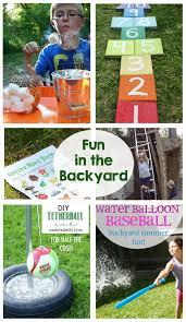 Backyard Zip Line Diy Backyard Fun The Crafting