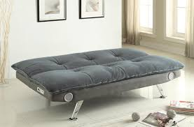 Sofa Beds With Mattress by Sofa Bed With Built In Bluetooth Speakers By Coaster Wolf And