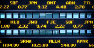stock ticker stock exchange ticker 2 by puk videohive