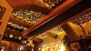 twinkle lights twinkle lights in ceiling picture of ristorante la giostra