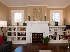 Built In Bookshelves Around Fireplace by Fireplace Designs With Built Ins Bing Images Home Ideas