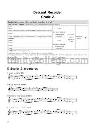 recorder scales arpeggios u0026 exercises initial u2013grade 8 from 2017