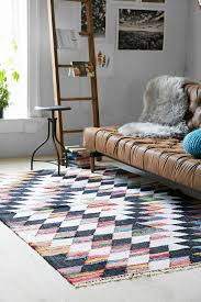 woven diamond kilim rug rugs rag rugs and urban outfitters