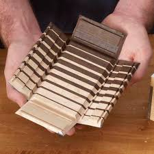 keepsake box fold up keepsake box woodworking plan from wood magazine