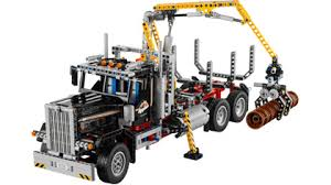 lego technic logging truck 9397 lego technic building lego com