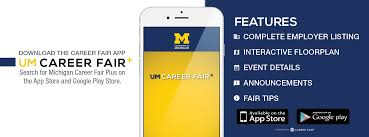 andr si ge social career fair and employer events of michigan of
