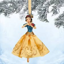 disney princess sketchbook ornament collection from disney store