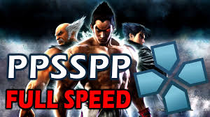 tekken for android apk free tekken 6 ppsspp speed settings configuration pc android