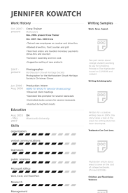 Training Resume Examples by Crew Trainer Resume Samples Visualcv Resume Samples Database