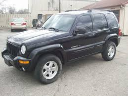 jeep liberty 2001 2002 jeep liberty limited wheelers used cars