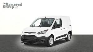 van ford transit armored transit connect bulletproof ford van the armored group
