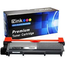 amazon com brother genuine tn660 high yield mono laser black