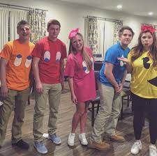 Team Costumes Halloween 20 Pac Man Costume Ideas Pac Man Videos Game