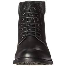 leather motorcycle shoes english laundry 3474 mens wynn leather cuffed casual ankle boots