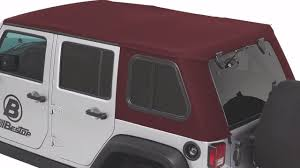 jeep soft top tan bestop jeep tops trektop nx glide soft top morris 4x4 center