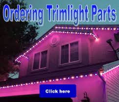 outdoor led christmas lights trimlight permanent christmas lights for homes and businesses home