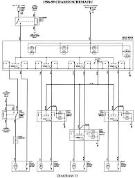 Wiring Diagram For 2000 Honda Civic Ex 96 Honda Civic Power Window Wiring Diagram Wiring Diagram And
