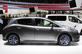 nissan leaf release date 2015 nissan leaf information and photos zombiedrive