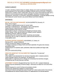 Director Of Ecommerce Resume Resume U2014 Love