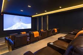 Home Theatre Design Los Angeles Cine En Casa Media Room Media U0026 Game Rooms Pinterest Game