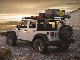 cargo rack for jeep wrangler jeep wrangler jku 4 door 2007 current slimline ii roof