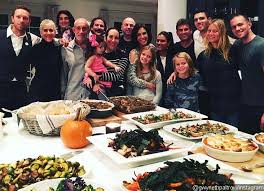 paltrow shares pic of family gathering with chris martin and
