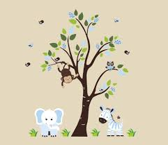 Removable Wall Decals For Nursery by Online Get Cheap Safari Kids Aliexpress Com Alibaba Group