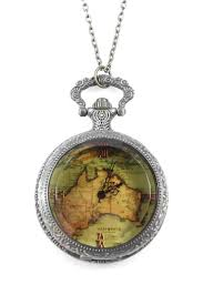 World Map Necklace by 622 Best Beautiful Clocks Pocket Watches Etc Images On Pinterest