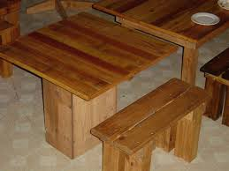 Square Wood Dining Tables Furniture Fascinating Custom Reclaimed Wood Outdoor Dining Table