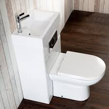 Bathroom Vanity Unit With Basin And Toilet Combined Two In One Wash Basin Toilet Unit 208 25 Bathroom