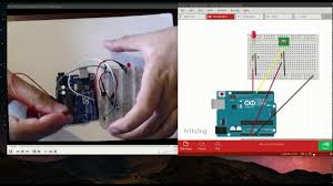 arduino tutorial for beginners 7 how to connect a switch button