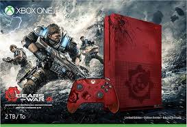 xbox one 500gb gears of war ultimate edition console bundle for microsoft xbox one s 2tb console gears of war 4 limited edition