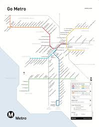 Metro Map Pdf by New Weho To Red Line Shuttle Launching The Source
