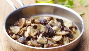 cuisiner cepes mélange de chignons cuisiné surgelés les légumes picard