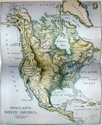 South America Physical Map Quiz by North America Physical Map North America Physical Classroom Map
