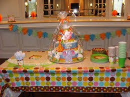 photo halloween baby shower desserts image
