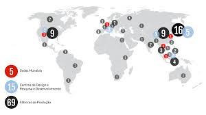 toyota no mundo u2013 a origem e a estrutura da marca