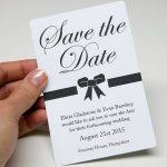 make your own save the dates horizontal color make your own save the date postcards